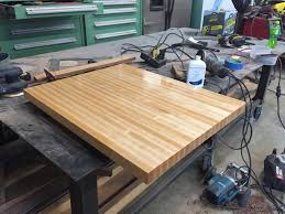 butcher block for kitchen island k heaton design