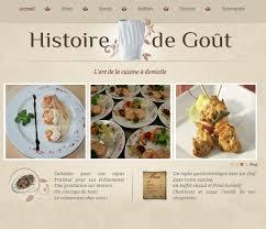 histoire de la cuisine histoire de goût traiteur zambaux demissy about