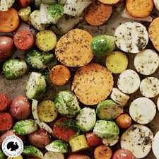 freshdirect roasted veggies for thanksgiving