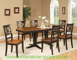 Dining Room Table For 8 With Top Black Dining Room Table With Leaf