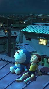 film doraemon episode terakhir stand by me lovely doraemon nobita pinterest
