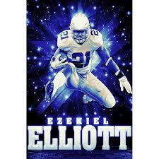 Dallas Cowboys American Flag Buy Ezekiel Elliott Dallas Cowboys And Get Free Shipping On