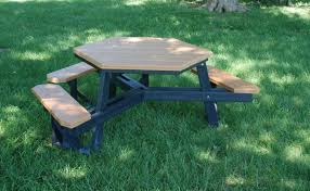 recycled plastic picnic tables recycled tables