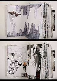 708 best carnets images on pinterest sketchbook ideas draw and