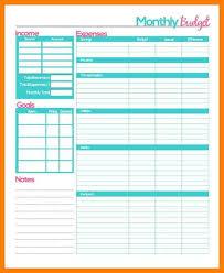 11 budget planner templates xavierax