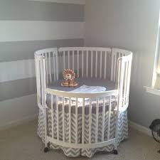 circular cribs 16 beautiful oval round baby cribs for unique