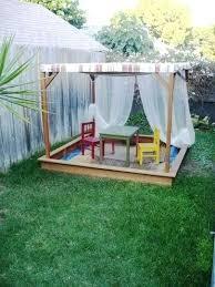 Cheap Backyard Playground Ideas Backyard Dog Area Ideas Childrens Backyard Play Area Ideas