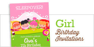 kids birthday invitations u0026 kids birthday party invites paperstyle