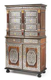 armoire de bureau but cuisine a louis xiv style ormolu mounted and brass inlaid