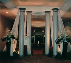 party rentals dc uniquely dc provides theme props floors linens columns