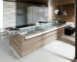meuble cuisine moderne design interieur meubles cuisine moderne bois marbre gris
