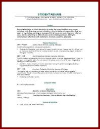 college graduate resume examples resume example and free resume