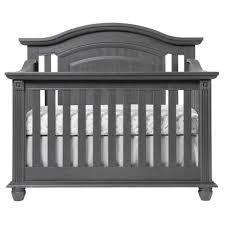 Black Convertible Baby Cribs by Oxford Baby London Lane 4 In 1 Convertible Crib Arctic Grey