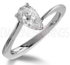 unique engagement rings uk unique pear shaped engagement ring diamondsandrings co uk