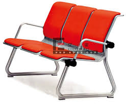 perforated waiting area seating airport seating waiting chair