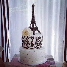 parisian baby shower baby shower cakes paper cake