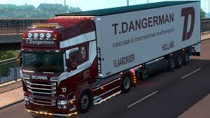 volvo trucks holland ets2 scania rjl holland style combo pack youtube