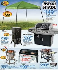 Brinkmann Smoke N Grill Professional Smoker by Bass Pro Shops Weekly Flyer Canada Day Sale Jun 17 U2013 Jul 1