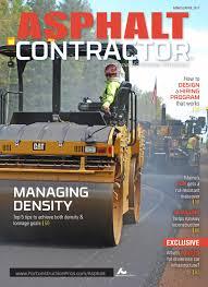pavement maintenance u0026 reconstruction december 2015 by