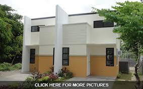 Row House Model - house models villa marina