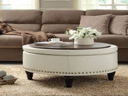 large padded coffee table furnitures large ottoman coffee table luxury fancy ottoman coffee