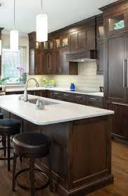 brown kitchen cabinets 27 brown kitchen cabinet ideas sebring design build