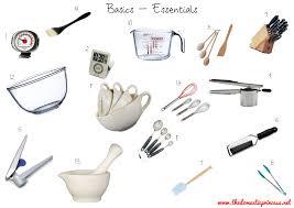 Home Design Essentials Kitchen Equipment Names Streamrr Com