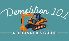 Interior Demolition Contractors Demolition 101 A Beginner U0027s Guide To Demo Hometown Demolition