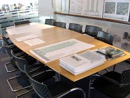 Barrel Shaped Boardroom Table Used Office Furniture Conference Tables Used Office Conference