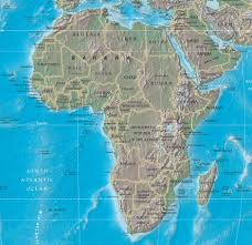 Africa Map Quiz Fill In The Blank by Africa Map Quiz