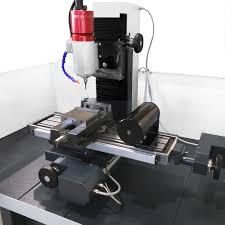 table top cnc mill v6 tc8 benchtop cnc mill 5 000 30 000 rpm mda precision