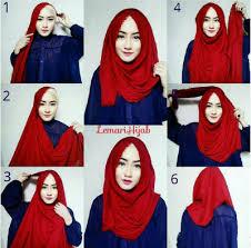 tutorial jilbab segi 4 untuk kebaya tutorial hijab segi empat simple untuk til cantik setiap saat
