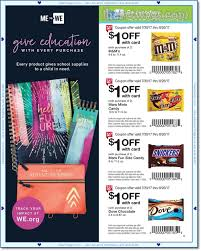 i heart wags ad scans august 2017 coupon book 07 30 08 26