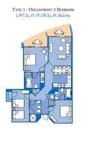3 bedroom condo myrtle beach sc 3 bedroom oceanfront condos accommodations