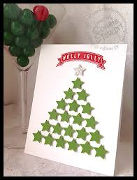 flash card 2 0 holly jolly christmas tree simply simple stamping