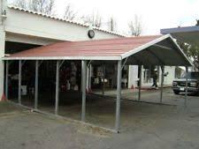 Steel Car Port Steel Carport Storage Sheds Ebay