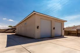 massive detached double rv garage with a c u0026 hookups the collins