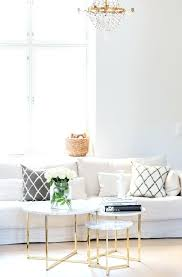 white tray coffee table marble coffee tables another home decor trend marble coffee tables