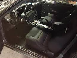 Fox Body Black Interior Corbeau Mustang Gts 2 Interior Upgrade Kit Black 82 93 Coupe 20301a