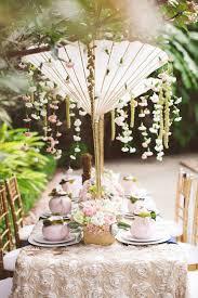thã me de mariage thème de mariage direction le japon décoration de table