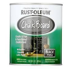 home depot black friday cupon rust oleum specialty 30 oz flat black chalkboard paint 206540