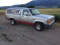 1989 ford ranger xlt 4x4 silver ford ranger in utah for sale used cars on buysellsearch