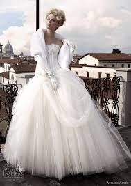 winter wedding dresses 2011 atelier aimee wedding dresses black and white collection