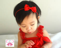 headband baby girl s s day headband baby bow headband happy