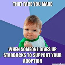 Adoption Meme - meme
