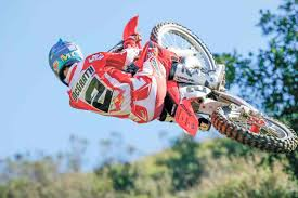 Two Stroke Tuesday Jeremy Mcgrath U0027s 2005 Factory Cr250 Aesenal Mx