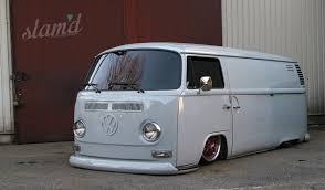 volkswagen bus front behind the build silver rest japan u0027s 1972 vw type 2 u2013 slam u0027d mag