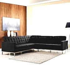 Modern L Sofa Classic Living Room With Corduroy Sectional Sofa And L