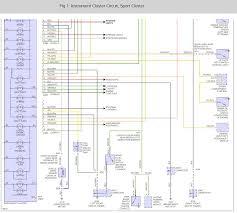 ford bantam bakkie instrument panel wiring diagram