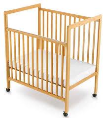 foundations 01 cc n3 church nursery crib w locking casters